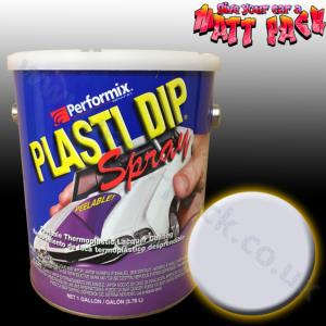 CLEAR 1 US Gallon PDS PlastiDip®