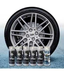 FullDip Wheel Kit - Metallic - HYPER SILVER - Gloss
