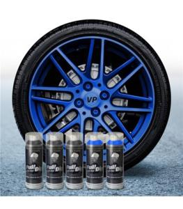 FullDip Wheel Kit - Pearl - ELECTRIC BLUE - Matte