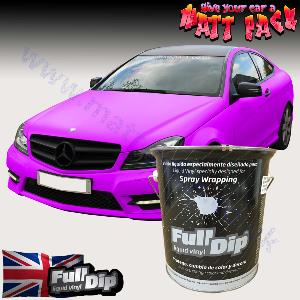 FullDip 4 Litre Sprayable - FLUORESCENT PURPLE