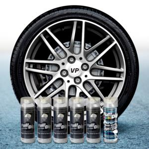 FullDip Wheel Kit - SILVER - Gloss