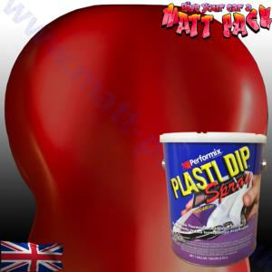 RED 1 US Gallon PDS PlastiDip®