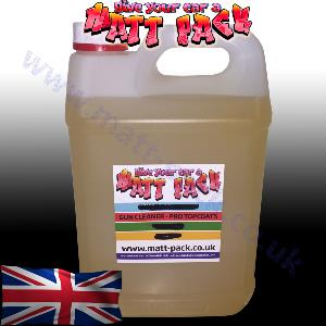 Matt-Pack Gun Cleaner (PRO COATINGS) 5 Litres