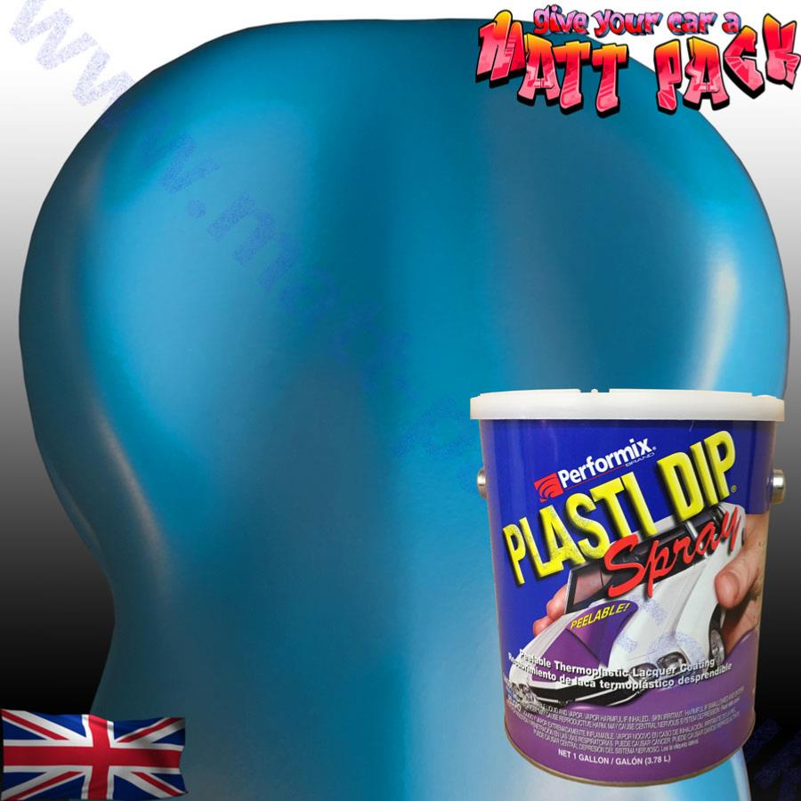 BLUE 1 US Gallon PDS PlastiDip®