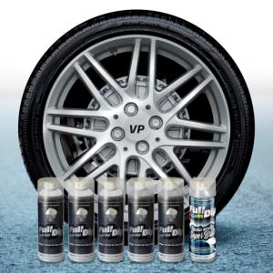 FullDip Wheel Kit - Pearl - PLATINUM - Gloss
