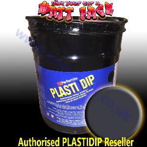 GUNMETAL GREY 5 US Gallon Pure UV PlastiDip®