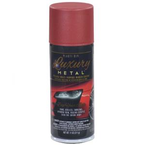 PlastiDip Luxury Metal Volcano Red Aerosol