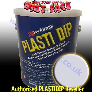 CLEAR 1 US Gallon Pure PlastiDip®