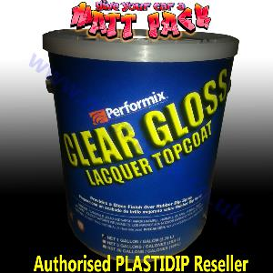 PlastiDip® 1 US Gallon Glossifier