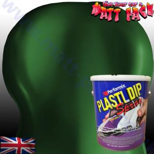 GREEN 1 US Gallon PDS PlastiDip®