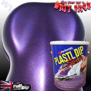PLUM CRAZY 1 US Gallon PDS PlastiDip®