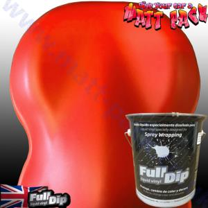FullDip 4 Litre Solid RED