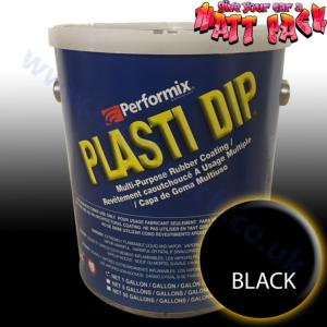 BLACK 1 US Gallon Pure UV PLASTI DIP®