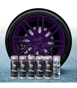 FullDip Wheel Kit - VIOLET - Gloss