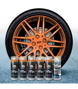 FullDip Wheel Kit - Metallic - BRONZE - Gloss