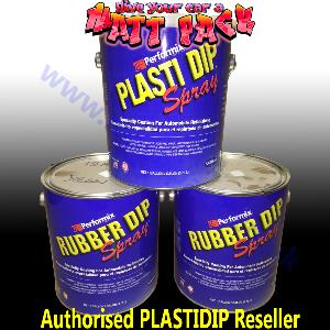 PlastiDip Sprayable US Gallons (PDS / RDS)