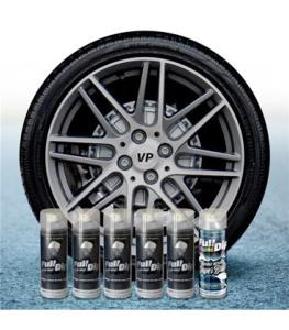 FullDip Wheel Kit - Metallic - ALUMINIUM - Gloss