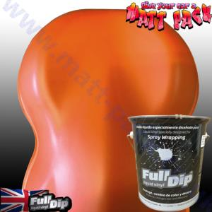 FullDip 4 Litre Sprayable - ORANGE