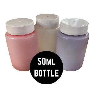 Samples of colours - 50ml Bottle