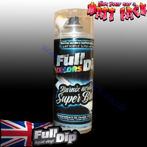 SUPER GLOSS - Full Dip 400 ml Aerosols