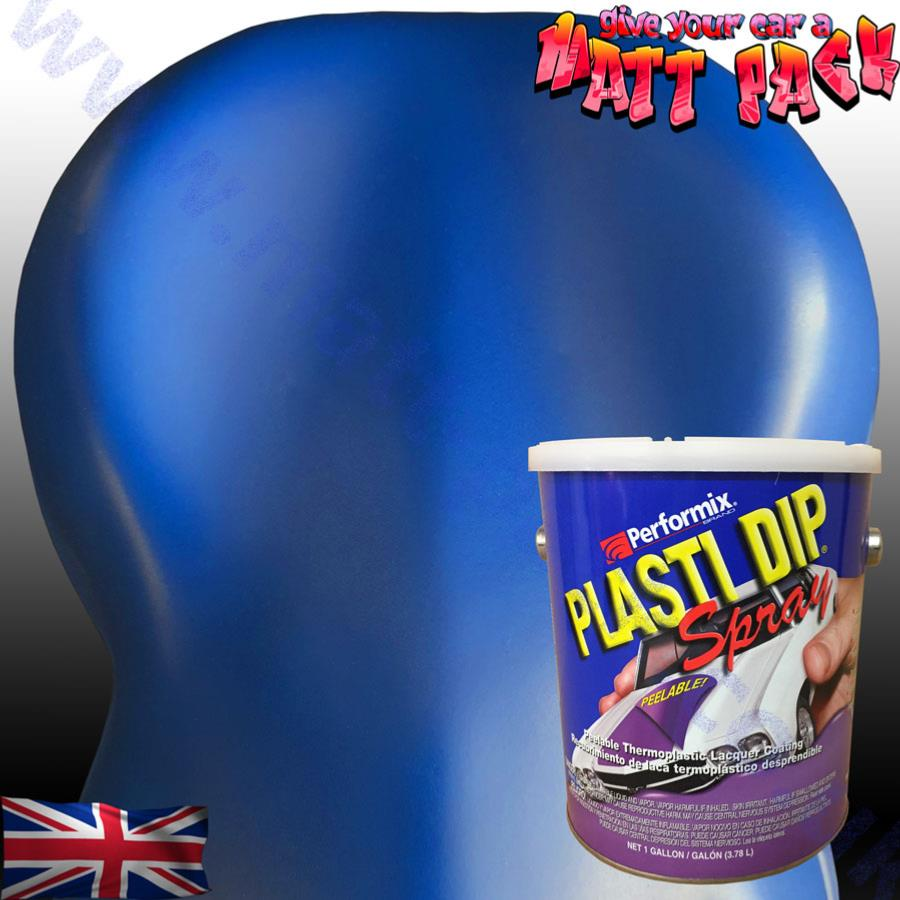 FLEX BLUE 1 US Gallon PDS PlastiDip®