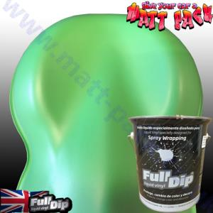 FullDip 4 Litre Solid LIME GREEN