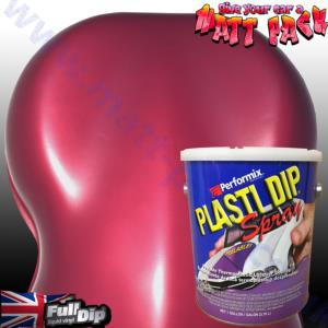 PANTHER PINK 1 US Gallon PDS PlastiDip®