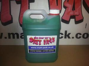 Premixed Ready For Use PlastiDip 5 Litre GREEN