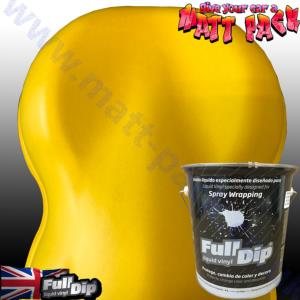 FullDip 4 Litre Solid YELLOW